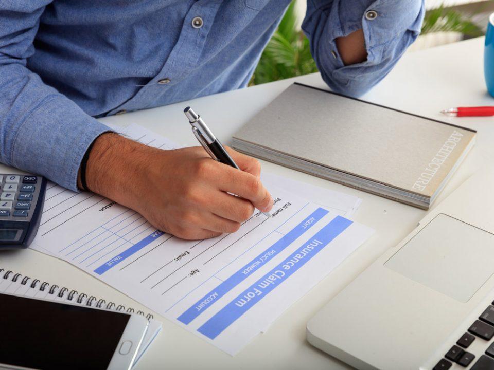 Personal Injury Insurance Claim